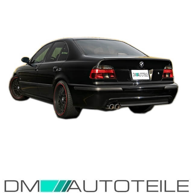 bmw e39 limousine facelift r ckleuchten set scheinwerfer set blinker smoke 95 00 ebay. Black Bedroom Furniture Sets. Home Design Ideas