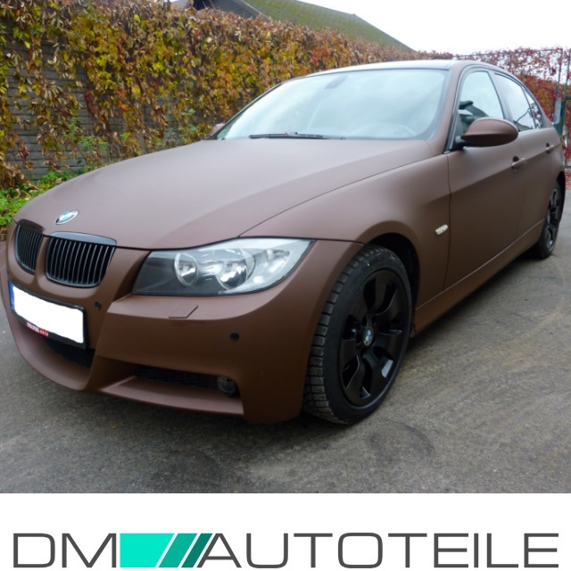 bmw e90 e91 3er m look sto stange vorne incl. Black Bedroom Furniture Sets. Home Design Ideas