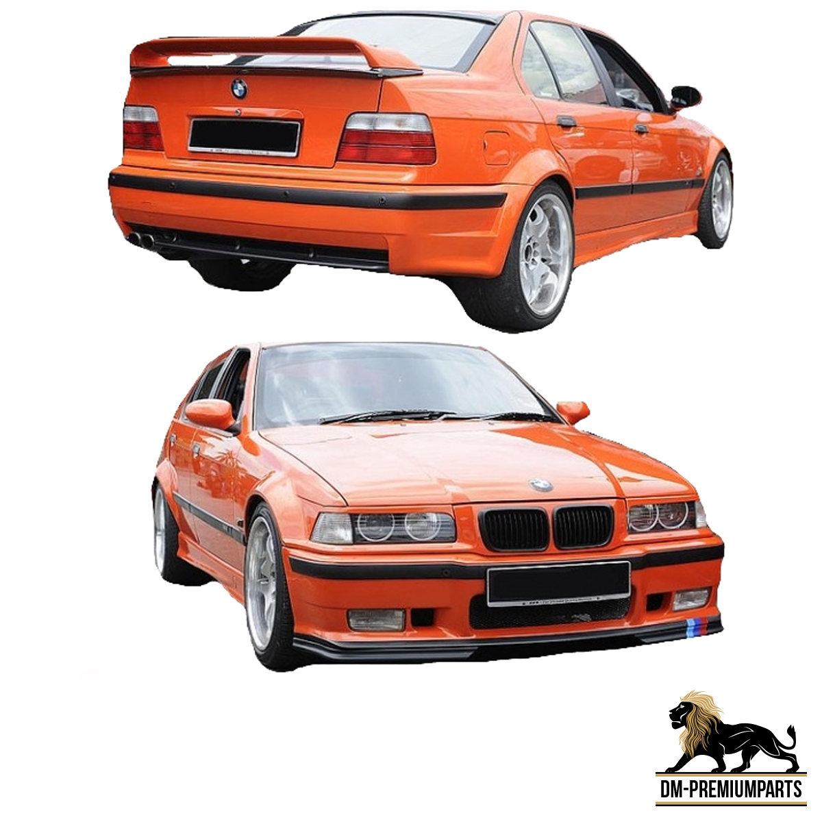 bmw e36 sto stange bodykit abs kompl paket zubeh r f r. Black Bedroom Furniture Sets. Home Design Ideas