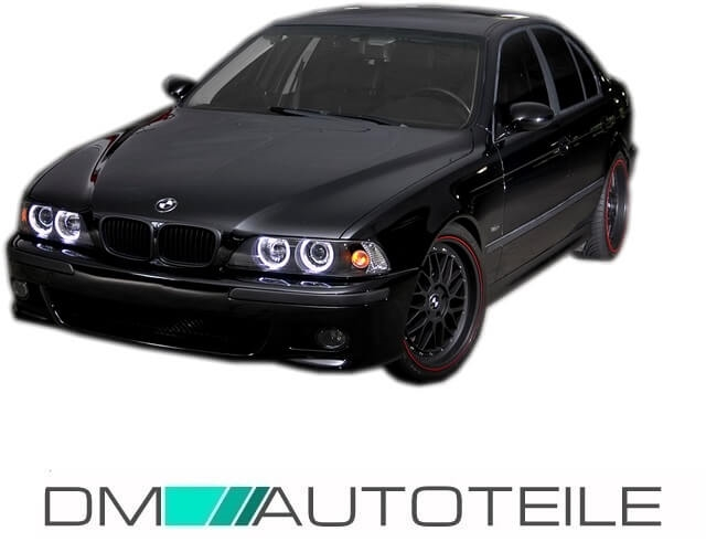 nebelscheinwerfer schwarz smoke bmw e46 f r m3 m paket m. Black Bedroom Furniture Sets. Home Design Ideas