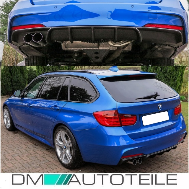 bmw f31 performance full bodykit sport bumper front rear. Black Bedroom Furniture Sets. Home Design Ideas