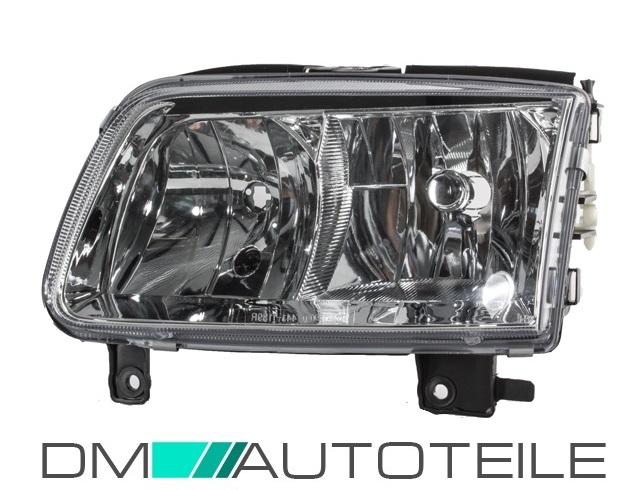 DM Autoteile Polo 6N2 99-01 Scheinwerfer Blinker Set Frontblinker Klarglas+PHILIPS BIRNEN