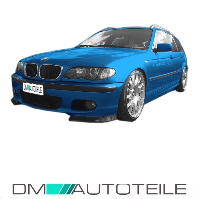facelift bmw 3er e46 kotfl gel rechts links 01 05 limo. Black Bedroom Furniture Sets. Home Design Ideas