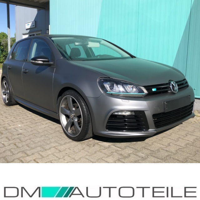vw golf 6 r 20 r20 sto stange vorne abs led tagfahrlicht. Black Bedroom Furniture Sets. Home Design Ideas