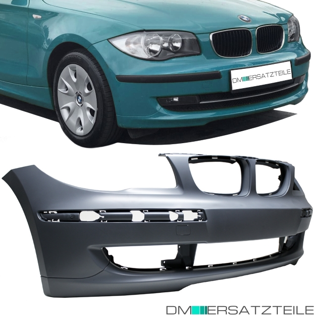 sto stange vorne grundiert f r bmw 1er e81 e87 facelift 07. Black Bedroom Furniture Sets. Home Design Ideas