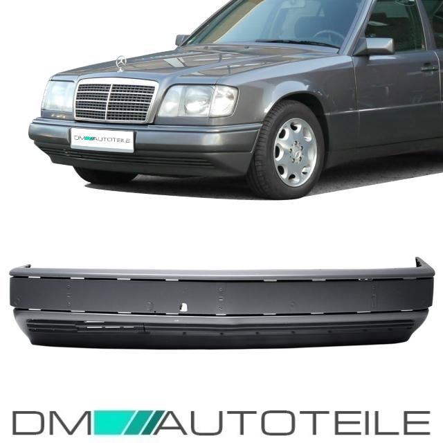 Stoßstange Zierleiste Mittelteil hinten grundiert Mercedes W124 Bj 93-98