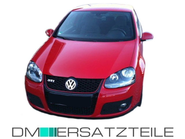 vw golf 5 v gti sto stange vorne 03 08 grundiert ohne. Black Bedroom Furniture Sets. Home Design Ideas