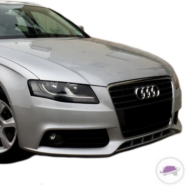 Audi A4 B8 Stoßstange vorne 08-11 grundiert + KOMPLETT ...