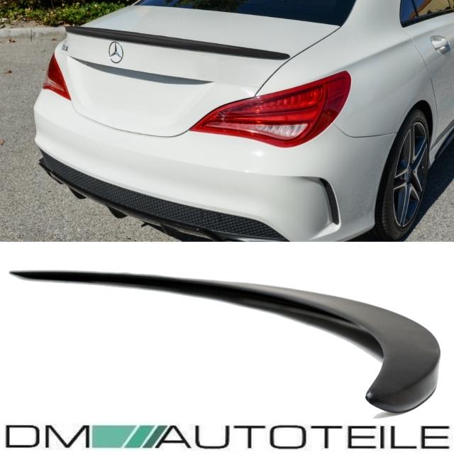 schwarz Dachspoiler spoiler für Mercedes CLA 180 220 CDI 200 250 CDI AMG CLA 45