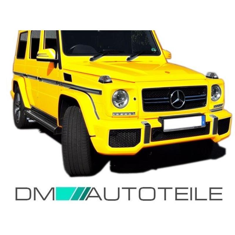 Mercedes G  Modell Blinkleuchten  Satz weiß