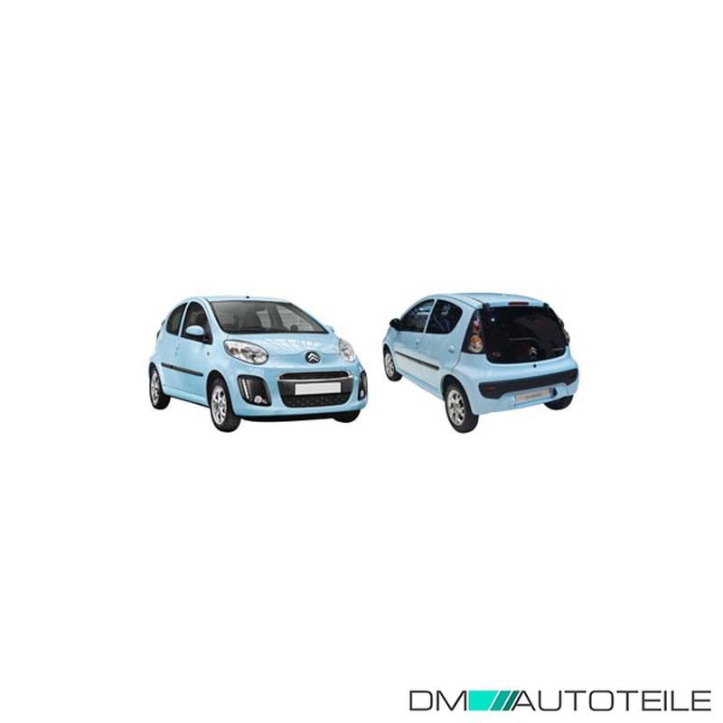 Stoßfänger vorne für Citroën C1 PM PN ab 2005-2008 Vorfacelift grundiert passend