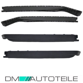VW Golf 3 III Spoiler Set 2-part 6cm wide CL 91-97