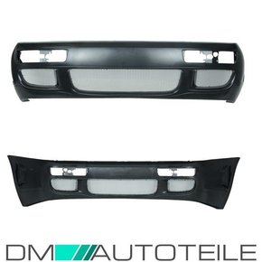 VW Golf 3 RS look Front Bumper made from ABS + approval