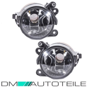 VW Golf 5 V GTI look fog lights Set crystal clear 03-08