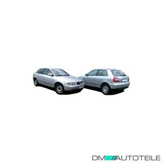 für Audi A3 8L Bj 96-00 ohne Nebelleuchte rechts /& links Scheinwerfer Set