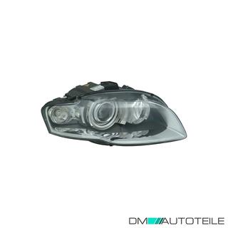 01-04 Frontscheinwerfer Hauptscheinwerfer Scheinwerfer Xenon rechts Audi A4 Bj