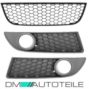 Set VW Polo 9N3 honeycomb Set GTI design complete -...
