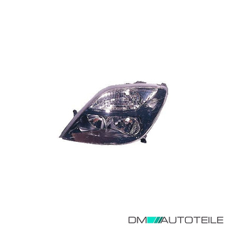 Hauptscheinwerfer rechts Lampenart H7// H1 57 39 10 Scheinwerfer Beleuchtung