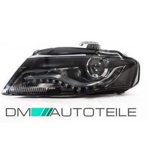 Audi A4 B8 Saloon Avant Xenon headlight left side 07-11...
