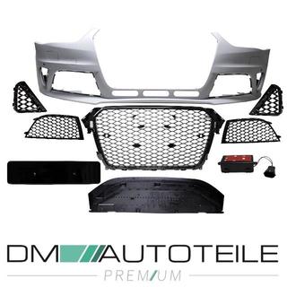 Audi A4 B8 Stoßstange Vorne Pdcsra Zubehör Für Rs Umbau Facelift