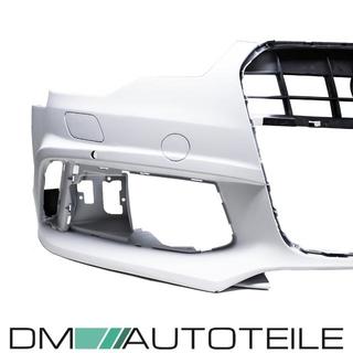 Audi A6 C7 Front Bumper headlamp washer / park assist +