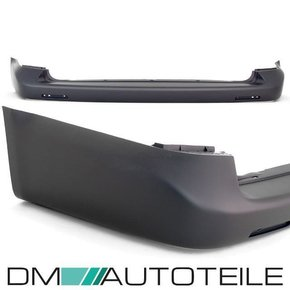 VW T5 Transporter rear Bumper 03-12 smooth primed without...