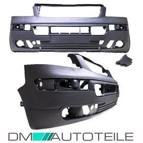 VW Transporter T5 Front Bumper 03-09 without park assist...