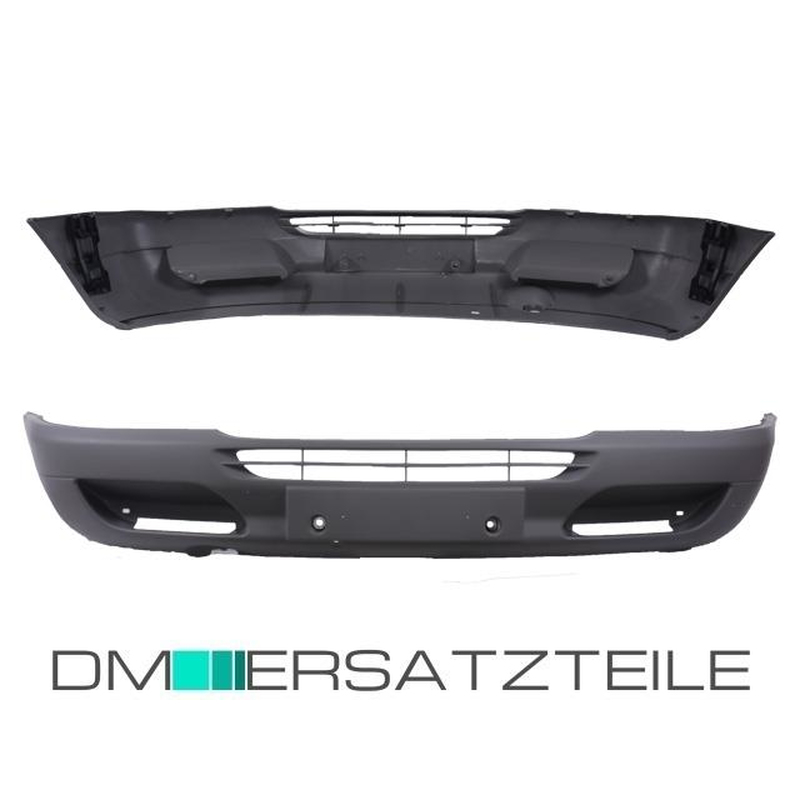 Mercedes Sprinter Stoßstange vorne grau Bj.00-06