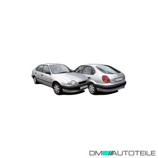 DM Autoteile Sto/ßstange hinten lackierf/ähig passt f/ür Fabia III NJ 5-T/ürer ab 09//2014