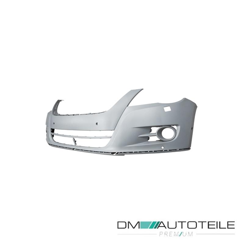 Stoßstange vorne grundiert für SRA//PDC passt für VW Tiguan 5N Track /& Style 11/>