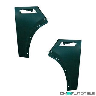 DM Autoteile Kotfl/ügel vorne links mit Blinkerloch passt f/ür Cabrio Fortwo Cabrio 02-07