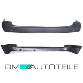 VW T5 Transporter rear Bumper 03-12 rough texture without...