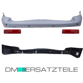VW T5 Multivan, Pick-up rear Bumper primed for Park...