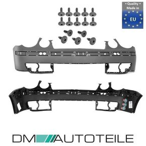 Set VW Polo 9N Front Bumper primed 01-05 incl. Assembly kit