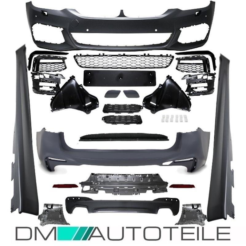 Zubehör für BMW 5er G31 Touring auch M-Paket ab Werk Sport Stoßstange hinten
