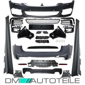 Performance Rear Diffusor Black Valance +lower Spoiler...