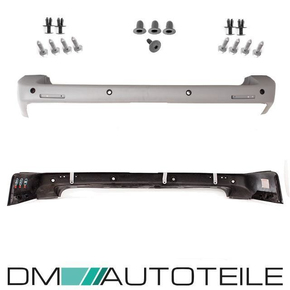 Set VW T5 Transporter Multivan rear Bumper 03-12 +...
