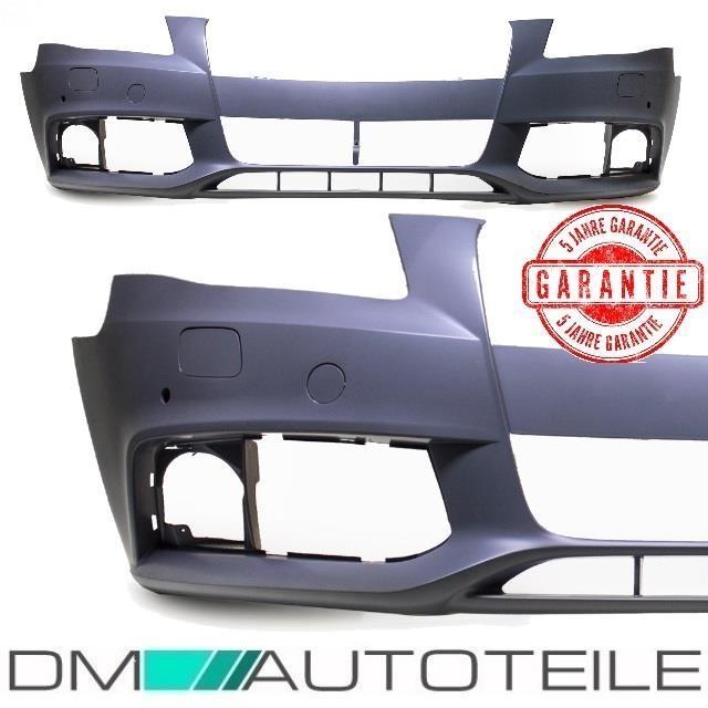 Stoßstange Halter Vorne Rechts Kunststoff für Audi A4 S4 B8 11-15