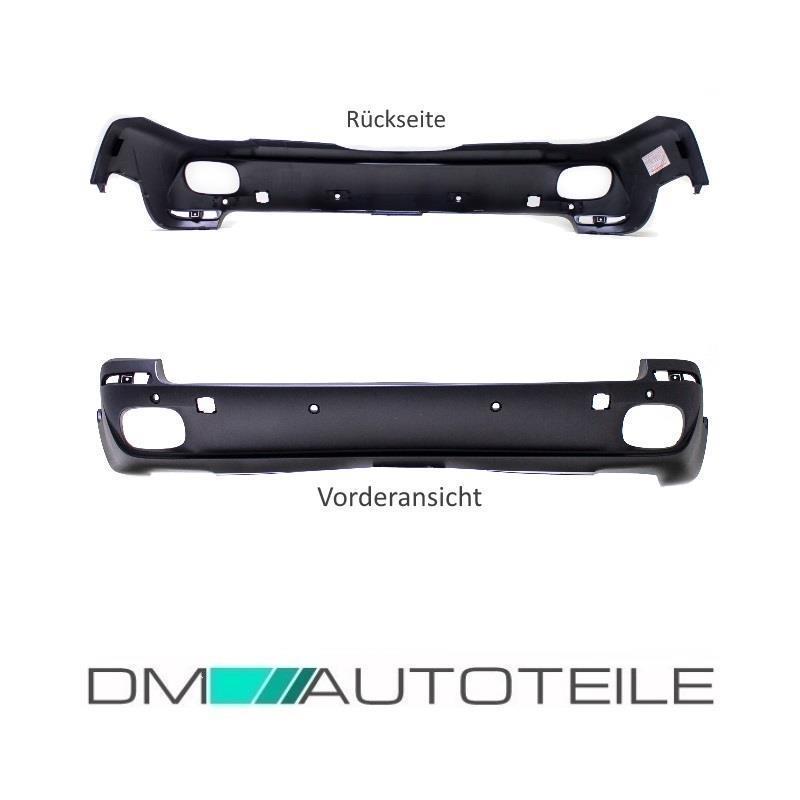 07-10 lackierf/ähig Sto/ßf/änger Sto/ßstange hinten f/ür PDC X5 E70 Bj