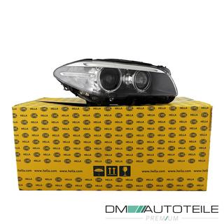 HELLA Hauptscheinwerfer Xenon LED für BMW 5er F10 F11 ab Baujahr 07//2013 rechts