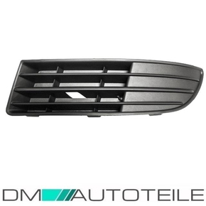 VW Polo 9N3 lower Part Grille Bumper Left Year  05-09 w/o...