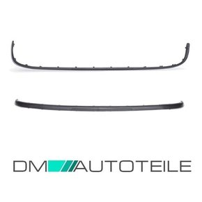 VW Polo 9N Front Bumper trim 01-05 black ribbed