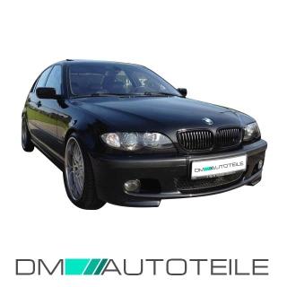 Zubehör für M-Paket II ABS grundiert BMW E46 98-05 Stoßstange vorne SET ABS