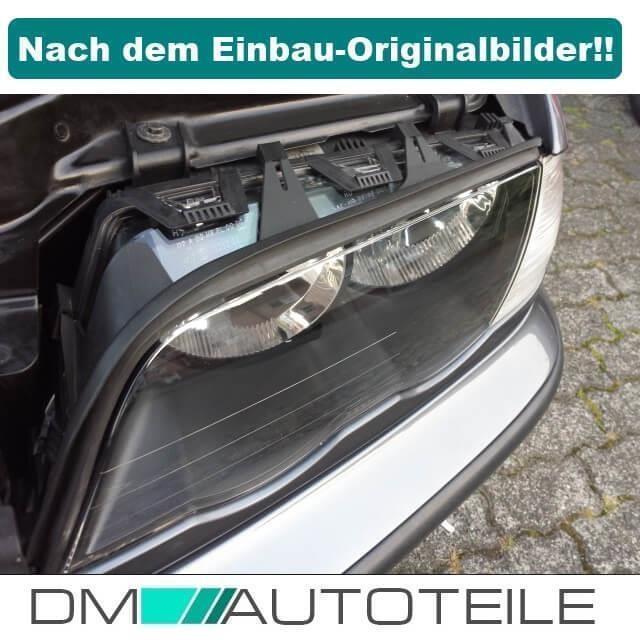 Headlight Assemblies DICHTUNG+SIKAFLEX BMW E46 Coupe Cabrio ...