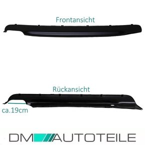 Replacement Rear Diffuser Fits on BMW E46 all M-Sport...