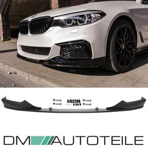 Sport-PERFORMANCE Front Spoiler Splitter Black LIP fits...