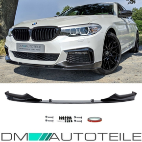 Frontspoiler Splitter Sport-Performance Carbon Gloss fits...