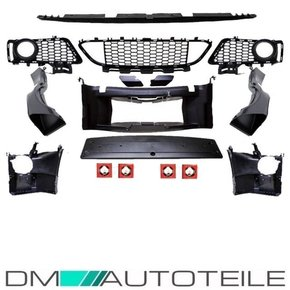 FULL Accessories Grille fits on BMW 3 F30 F31 M-Sport...