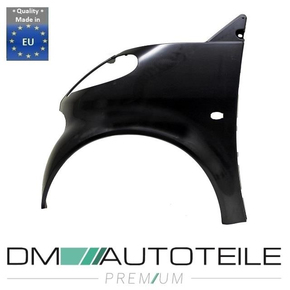 Smart ForTwo City Coupe 450 Front left wing panel with...