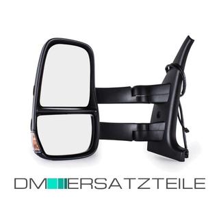 Außenspiegel Spiegel links Fahrerseite Schwarz Für Iveco Daily 3 III 05//06-03//12